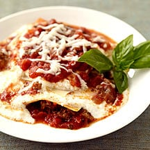 Sunday Slow Cooker: Beef Lasagna