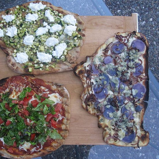 The Best Grilled Pizzas