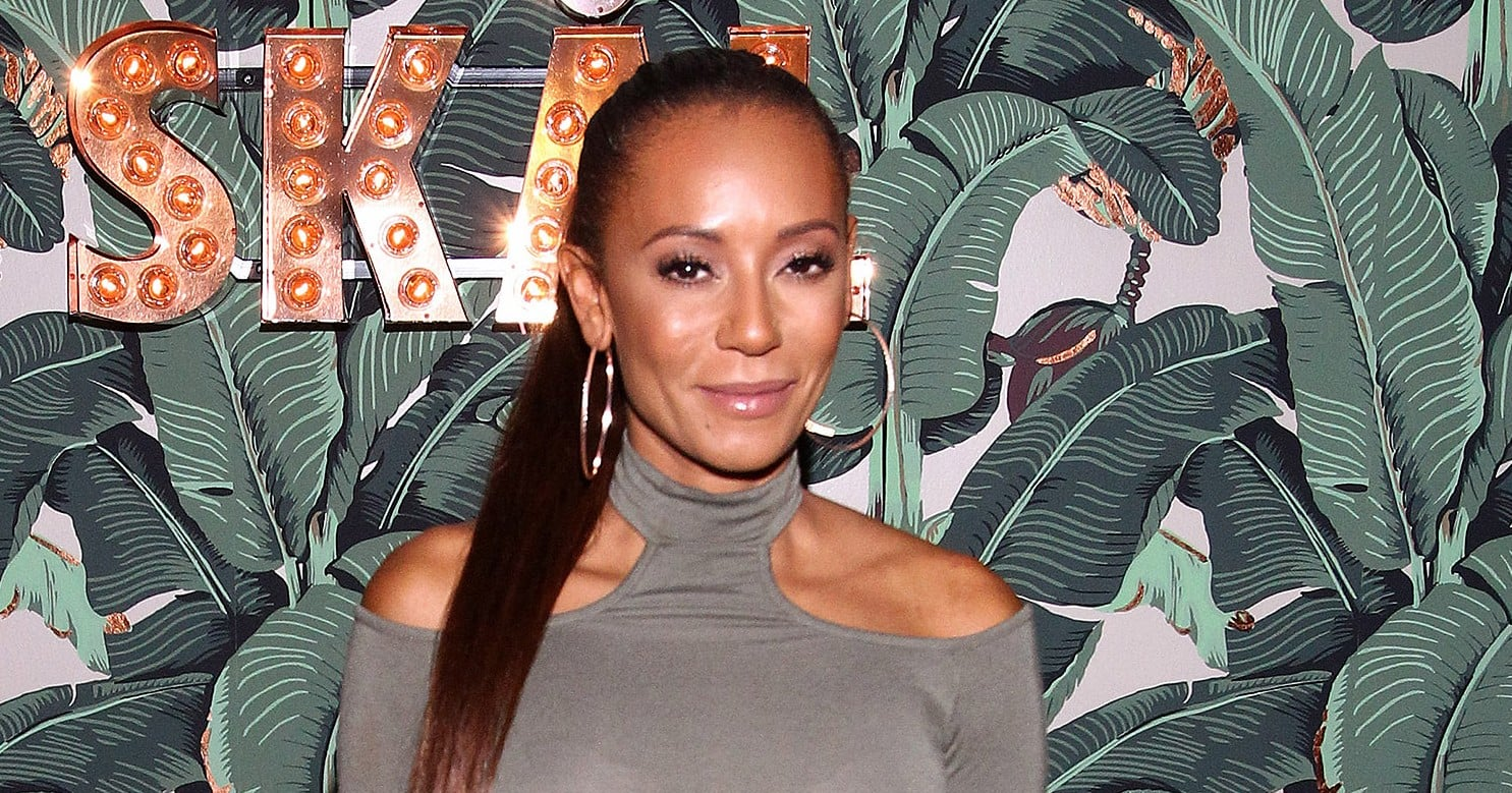 Mel B Shares a Photo of the Spice Girls Squad Hanging Out in London