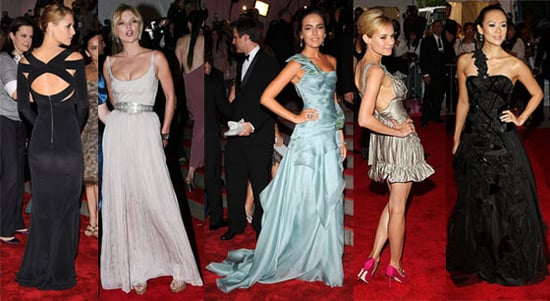 The Met's Costume Institute Gala: Best Dressed