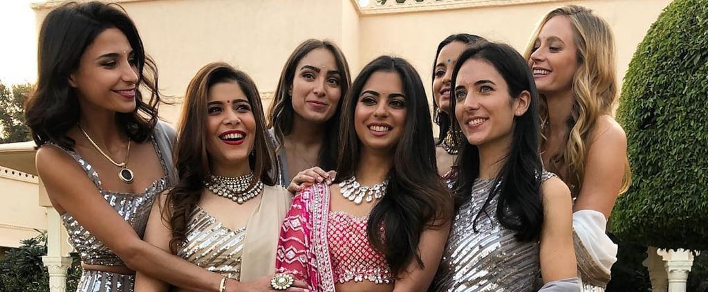 Isha Ambani's Wedding Dresses