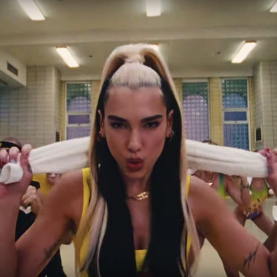 "Watch Dua Lipa's ""Let's Get Physical"" Workout Video"