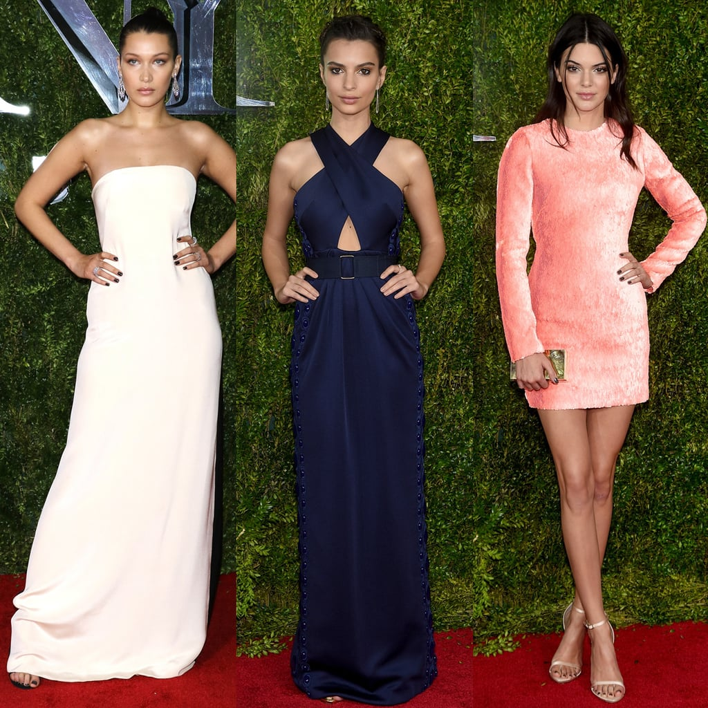 See All the Red Carpet Glamour at the Tony Awards