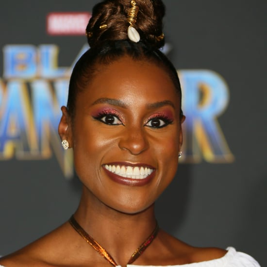 Issa Rae Black Panther LA Premiere 2018
