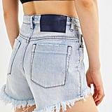 One Teaspoon Bonita High-Rise Denim Shorts