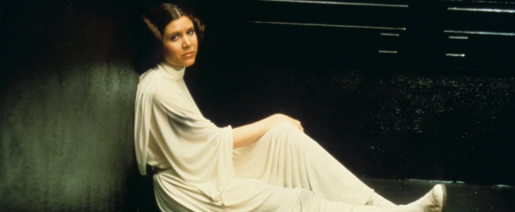 Who Plays Princess Leia in Rogue One?