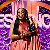 Niecy Nash at the 2020 Essence Black Women in Hollywood Luncheon