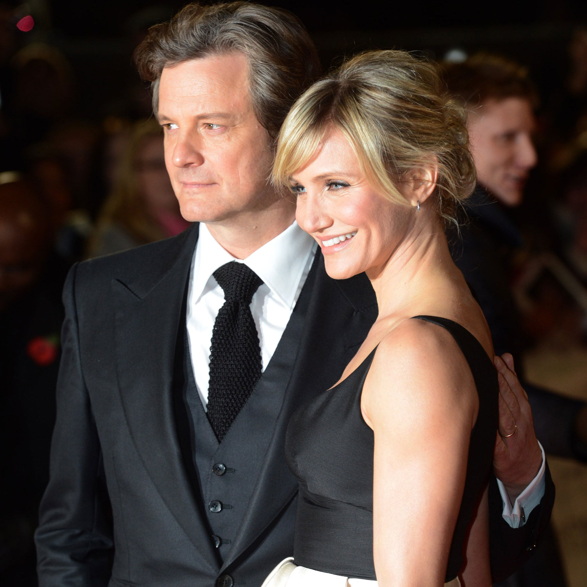 Colin firth dating
