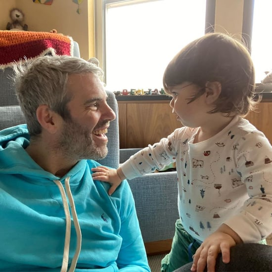 Andy Cohen Reunites With His Son After Having Coronavirus
