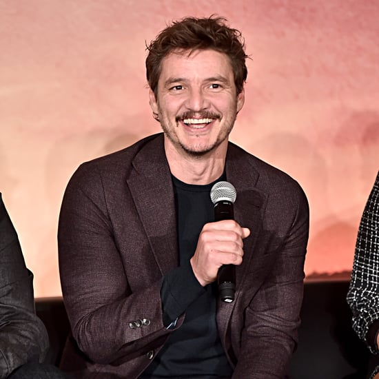 The Mandalorian's Pedro Pascal Loves Baby Yoda