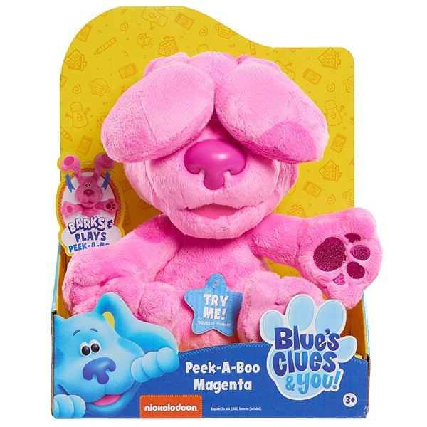 Blue's Clues & You! Peek-a-Blue