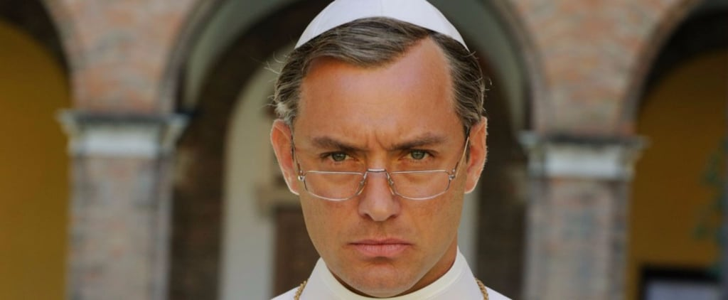 The Internet Turned Jude Law's Upcoming Young Pope Series Into the Funniest New Meme of 2017