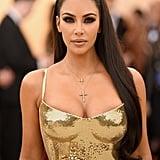 Kim Kardashian Wesrt