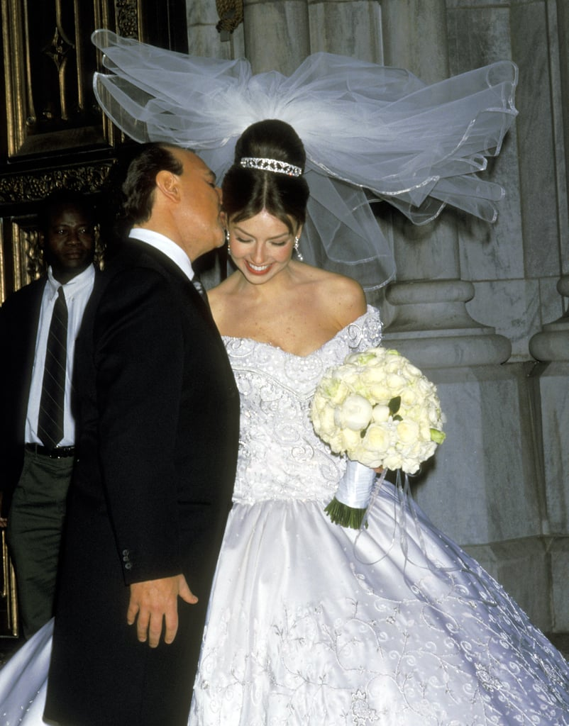Thalia and Tommy Mottola's Wedding Pictures | POPSUGAR ...