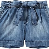 Joe Fresh Belted Denim Short ($29)