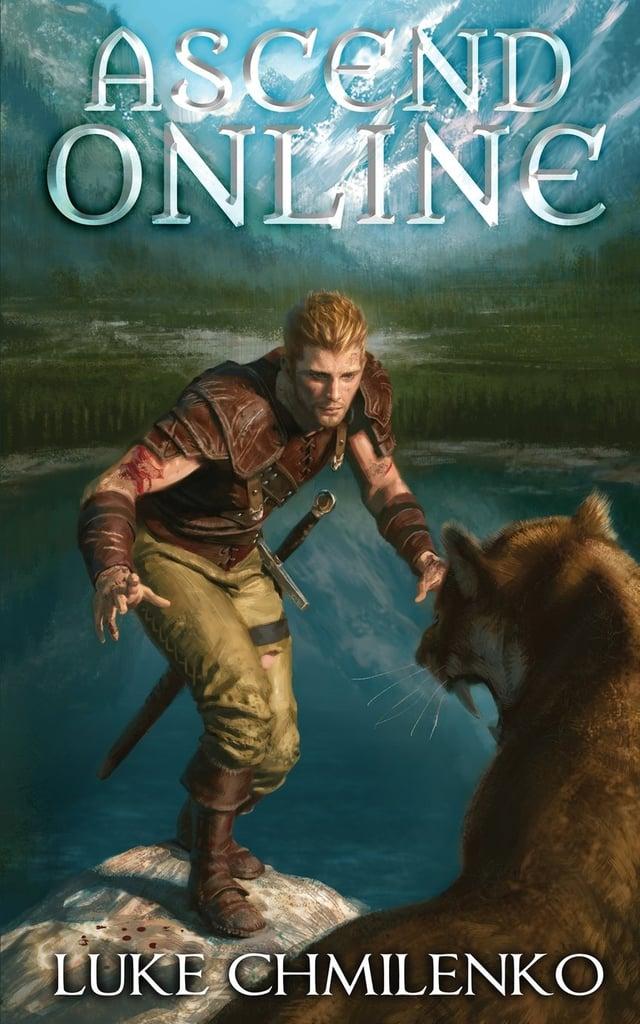 A LitRPG book