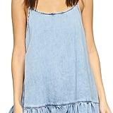 One Teaspoon Blue Powder Pinkie Dress ($130)