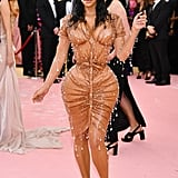 Kim Kardashian's Quotes About Her Met Gala Corset in WSJ