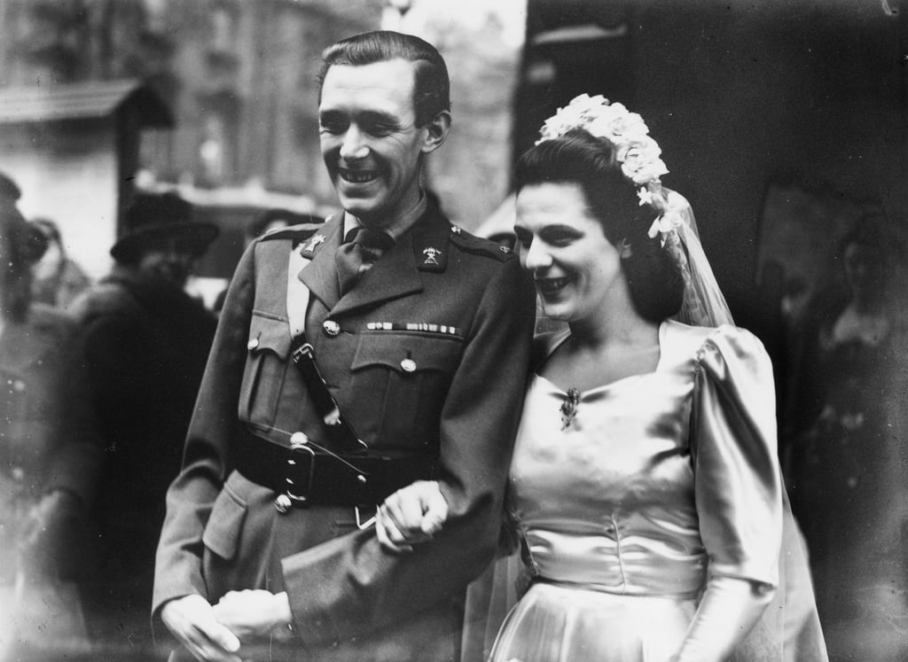 Wedding of Bruce and Rosalind Shand (1946)