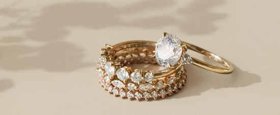 Wedding Bands: How to Build the Perfect Wedding Ring Stack