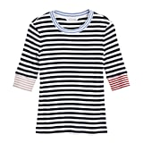 Fresh Fall Fashion Under $100: POPSUGAR Contrast Stripe Long Sleeve