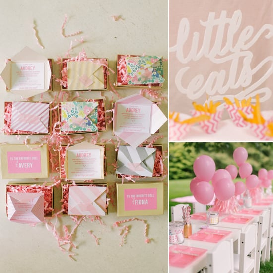 What a Doll! A Petite-Sized Party From Style Me Pretty