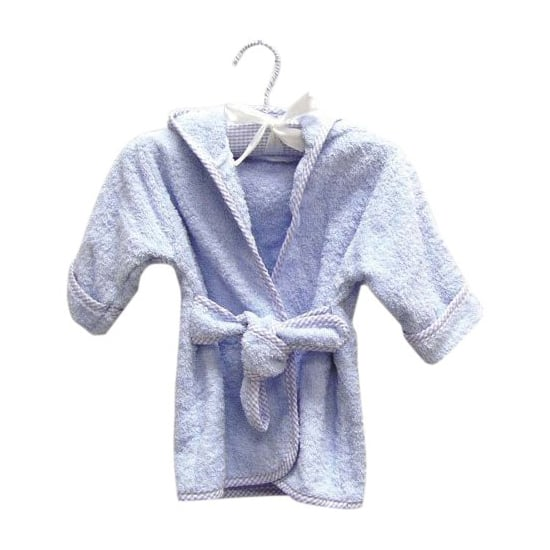 Trend Lab Terry Infant Robe in Blue