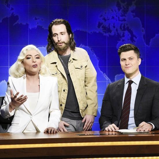 "Lady Gaga ""Shallow"" Impression on Saturday Night Live 2019"