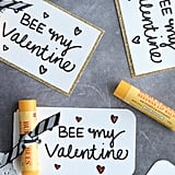 """Bee My Valentine"" Cards"