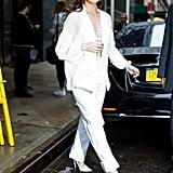 Hailee Steinfeld in New York