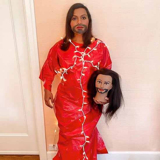 Mindy Kaling Re-Creates Jared Leto's Gucci Met Gala Outfit