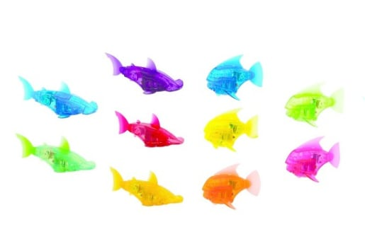 Hexbug Aquabot Lighted Robotic Fish Assortment