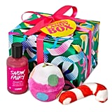 Lush Christmas Candy Box Gift Set