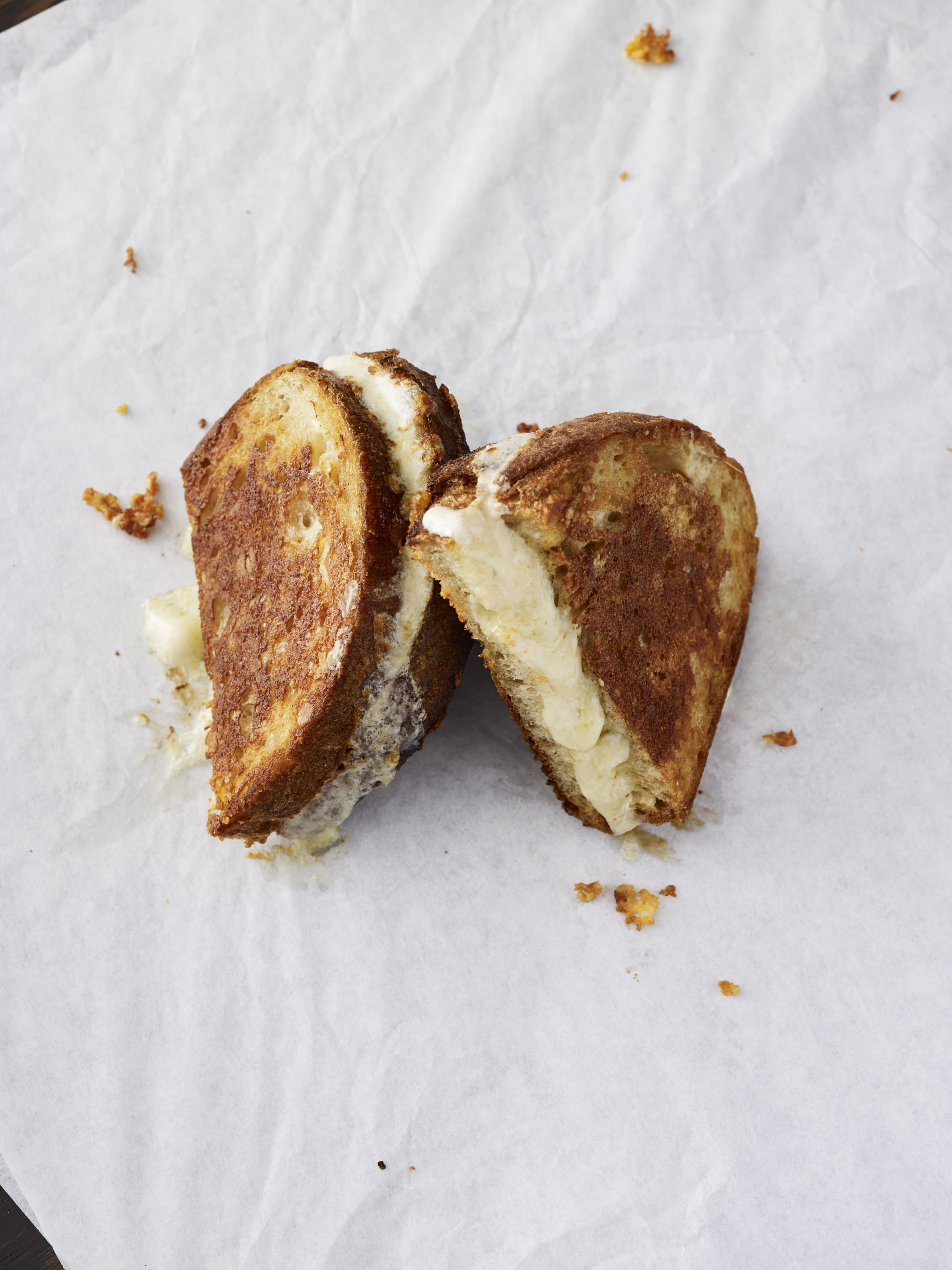 Crispy Grilled Cheese Sandwich Starbucks Introduces A