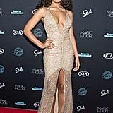 Danielle Herrington's Galia Lahav Dress