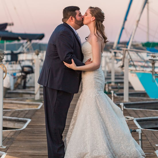 Nautical-Themed Wedding