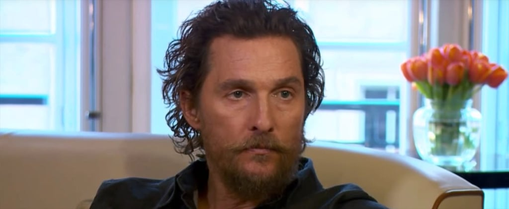 Matthew McConaughey's Opinions About Donald Trump Are . . . Not What You'd Expect