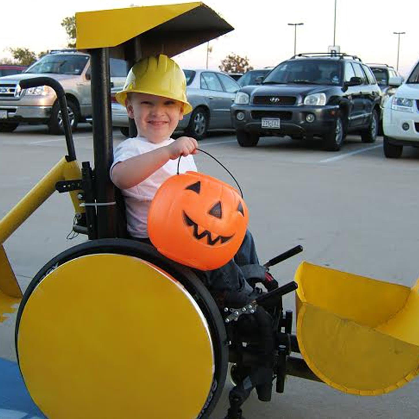 Parents Make Wheelchair Halloween Costumes | POPSUGAR Moms