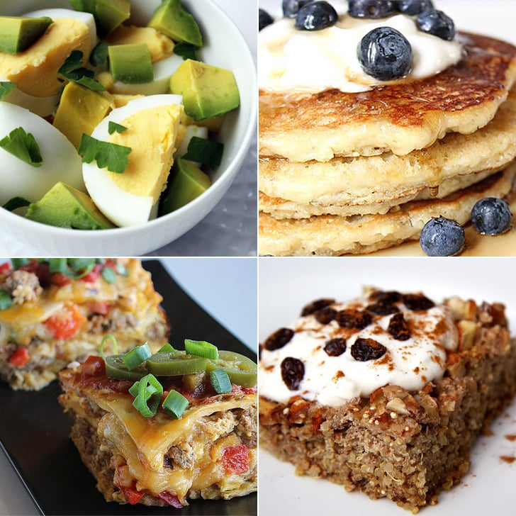 Weight-Loss Recipes for Breakfast