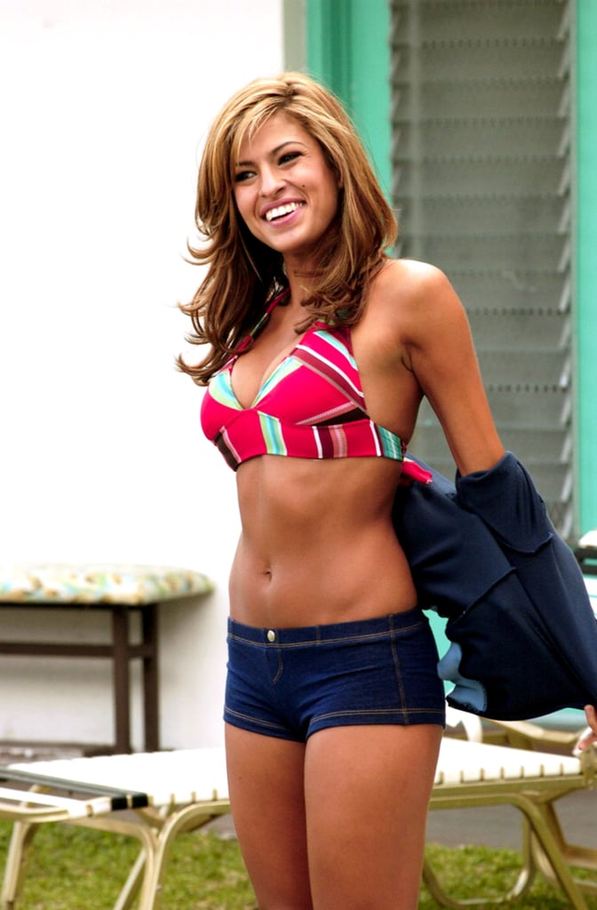 Necessary Eva mendes body opinion