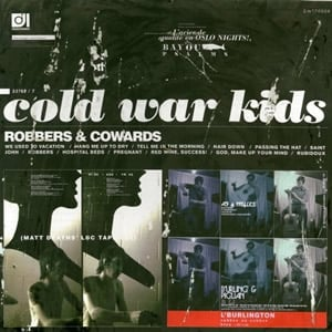 """Song of the Day: Cold War Kids, """"Hang Me Up to Dry"""""""