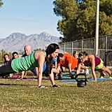 Head to Boot Camp