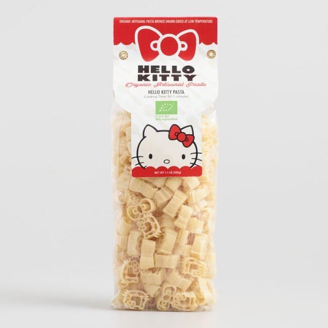 Hello Kitty Organic Pasta