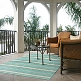 Reversible Stripe Outdoor Rug
