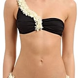 Dasha Petal One-Shoulder Lycra Bikini