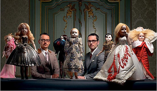 Are these Viktor & Rolf dolls freaky or fabulous?