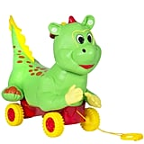 Musical Ride-On Green Dragon
