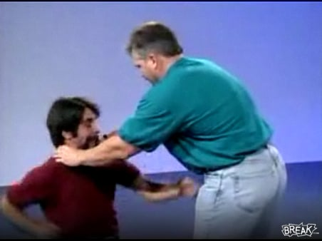 Self-Defense Video or Comedy Routine?