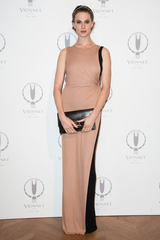 For The Vionnet 100th Anniversary Elettra Wiedemann Wore