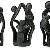 Family Soapstone Sculptures